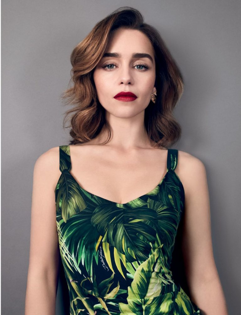 Emilia Clarke an A&E Magazine, March 2020 1