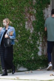 Emma Roberts Out and About in Beverly Hills 06/06/2020 1