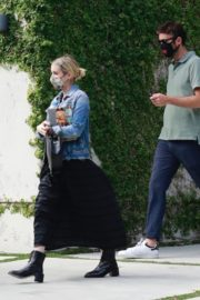Emma Roberts Out and About in Beverly Hills 06/06/2020 3