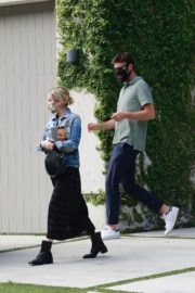 Emma Roberts Out and About in Beverly Hills 06/06/2020 4