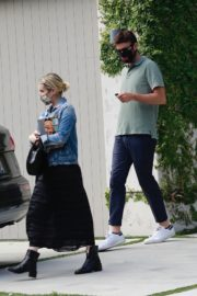 Emma Roberts Out and About in Beverly Hills 06/06/2020 6