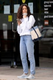Emmy Rossum in Denim Out in Los Angeles 2020/06/06 3