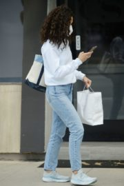 Emmy Rossum in Denim Out in Los Angeles 2020/06/06 6