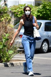 Emmy Rossum in Denim Out in Los Angeles 2020/06/12 9