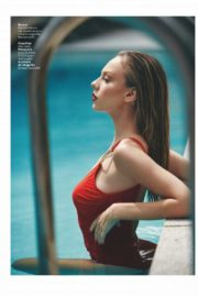 Ester Exposito in Instyle Magazine, Spain July 2020 1