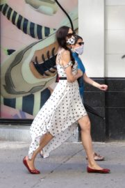 Famke Janssen Out and About in New York 2020/06/13 5