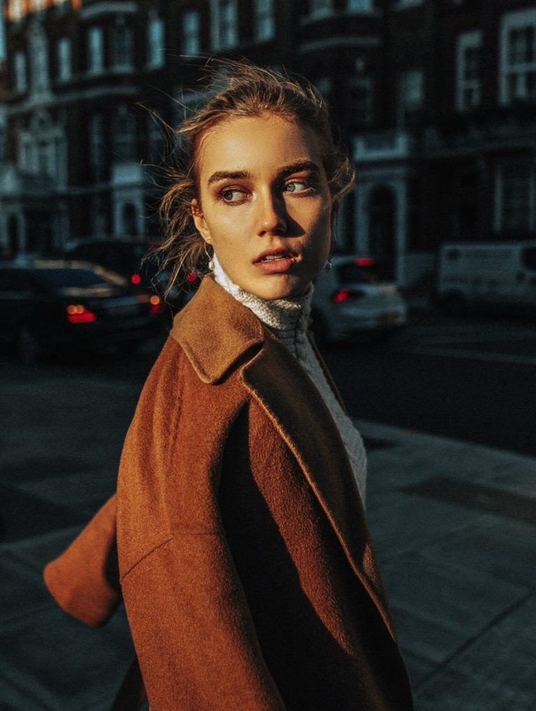 Georgia Grace Martin for London Partie 2020 Issue 3