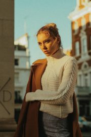 Georgia Grace Martin for London Partie 2020 Issue 6