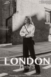 Georgia Grace Martin for London Partie 2020 Issue 10