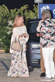 Goldie Hawn and Kurt Russel Out for Dinner in Malibu 2020/06/10 5