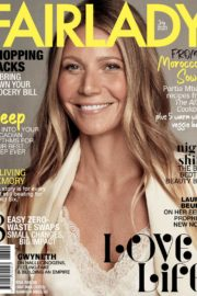 Gwyneth Paltrow in Fairlady Magazine, July 2020 Issue 3