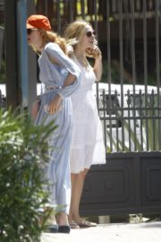 Heather Graham and Odessa Rae Out in Malibu 2020/06/08 10