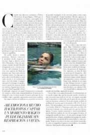 Helena Christensen in Harper's Bazaar Magazine, Spain July/August 2020 2