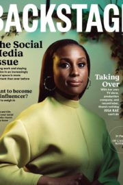 Issa Rae for Backstage Magazine, April 2020 5