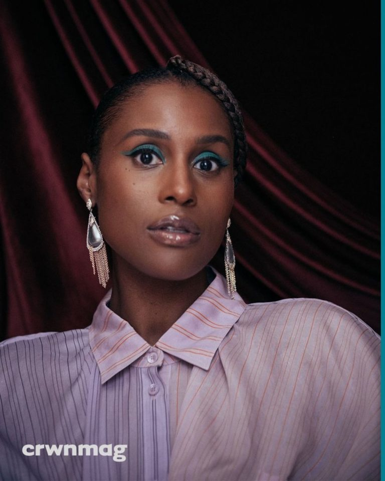 Issa Rae for CRWN Magazine, April 2020 3