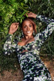 Issa Rae for Teen Vogue Magazine April 2020 Issue 2