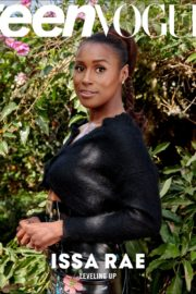 Issa Rae for Teen Vogue Magazine April 2020 Issue 7