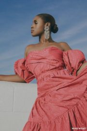Issa Rae for Who What Wear, January 2020 3