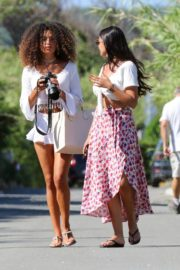 Izabel Goulart Out with Friends in Saint-Tropez 2020/06/08 2