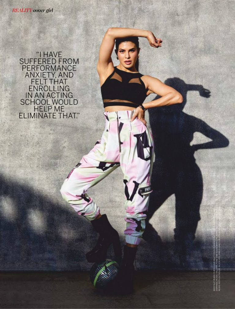 Jacqueline Fernandez in Femina Magazine, June 2020 Issue 5