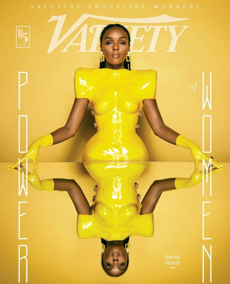 Janelle Monae for Variety, Power of Women Issue 2020 4