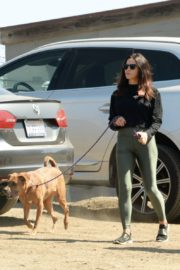 Jenna Dewan Out and About in Los Angeles 2020/06/18 2