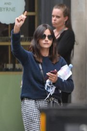 Jenna-Louise Coleman Out and About in London 2020/06/04 6
