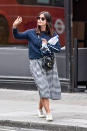Jenna-Louise Coleman Out and About in London 2020/06/04 7