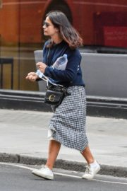 Jenna-Louise Coleman Out and About in London 2020/06/04 8