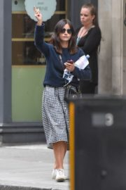 Jenna-Louise Coleman Out and About in London 2020/06/04 9