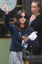 Jenna-Louise Coleman Out and About in London 2020/06/04 10