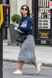 Jenna-Louise Coleman Out and About in London 2020/06/04 11
