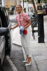 Jenni Falconer Leaves Global Radio in London 2020/06/19 2