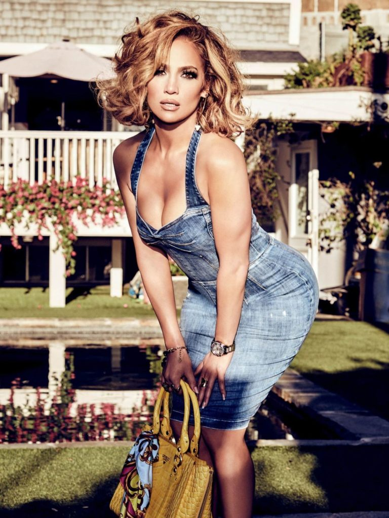 Jennifer Lopez for Guess Marciano Spring/Summer 2020 Campaign 7