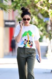 Jessica Gomes Out and About in Los Angeles 2020/06/11 1