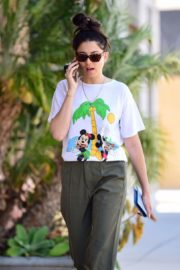 Jessica Gomes Out and About in Los Angeles 2020/06/11 4