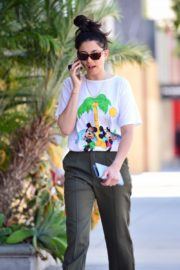 Jessica Gomes Out and About in Los Angeles 2020/06/11 9