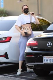 Jessie J Out and About in Santa Monica 2020/06/11 1