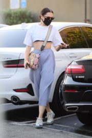 Jessie J Out and About in Santa Monica 2020/06/11 2