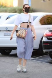 Jessie J Out and About in Santa Monica 2020/06/11 4