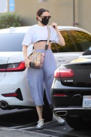Jessie J Out and About in Santa Monica 2020/06/11 10