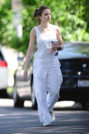 Joey King Out for Coffee in Los Angeles 2020/06/11 3