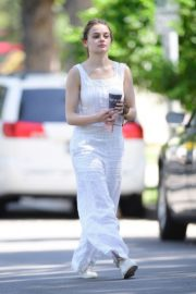 Joey King Out for Coffee in Los Angeles 2020/06/11 5