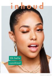 Jordyn Woods in Cosmopolitan Magazine, Netherlands July 2020 1