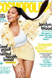 Jordyn Woods in Cosmopolitan Magazine, Netherlands July 2020 6