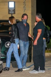 Kaia Gerber and Cara Delevingne Out for Dinner at Nobu in Malibu 2020/06/09 5