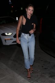 Kaitlynn Carter Arrives at Catch LA in West Hollywood 2020/06/13 9