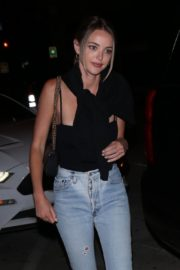 Kaitlynn Carter Arrives at Catch LA in West Hollywood 2020/06/13 13
