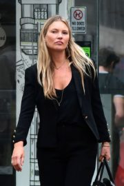 Kate Moss Out and About in London 2020/06/19 16