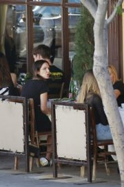 Katharine McPhee at Il Pastaio in Beverly Hills 2020/06/11 3